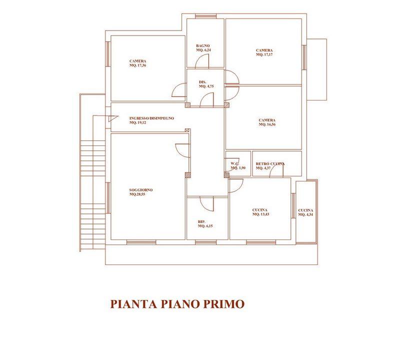 PIANTA P.1-Model