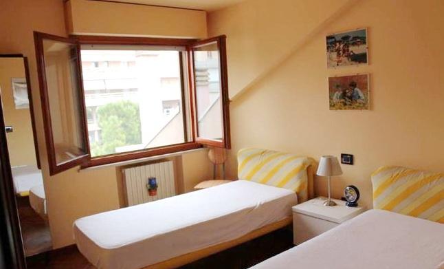 camera letto doppia terzo piano