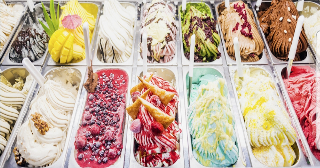 Vendesi gelateria